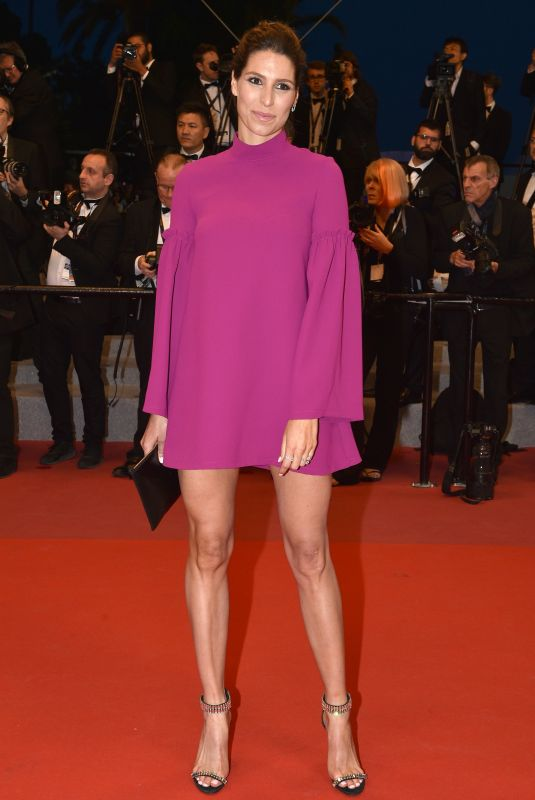 LAURY THILLEMAN at Three Faces Premiere at Cannes Film Festival 05/12/2018