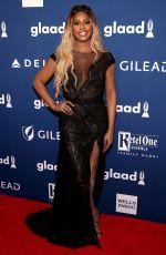 LAVERNE COX at 2018 Glaad Media Awards in New York 05/05/2018
