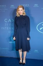 LEA SEYDOUX at 2018 Cannes Film Festival Opening Dinner 05/08/2018
