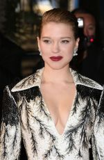 LEA SEYDOUX at Cold War Screening at 2018 Cannes Film Festival 05/10/2018