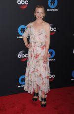 LECY GORANSON at Disney/ABC/Freeform Upfront in New York 05/15/2018