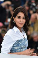 LEILA BEKHTI at Le Grand Bain Photocall at 2018 Cannes  Film Festival 05/13/2018