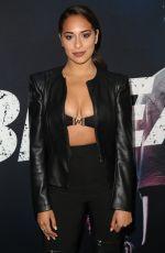 LELI HERNANDEZ at Breaking In Premiere in Los Angeles 05/01/2018