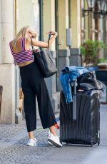 LENA GERCKE Out in Berlin 05/24/2018