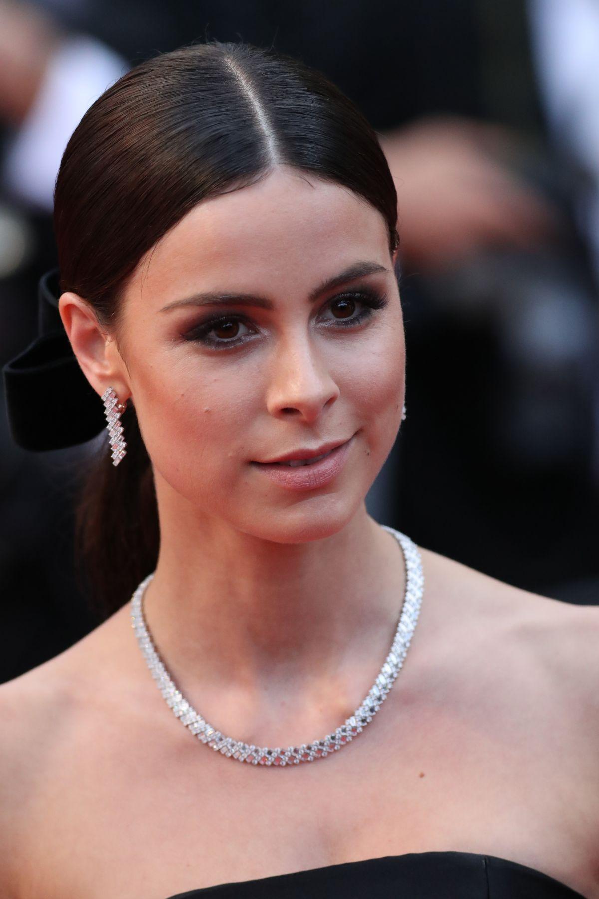 LENA MEYER LANDRUT At Blackkklansman Premiere At Cannes