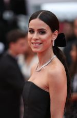 LENA MEYER-LANDRUT at Blackkklansman Premiere at Cannes Film Festival 05/14/2018