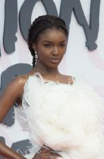 LEOMIE ANDERSON at Fashion for Relief at 2018 Cannes Film Festival 05/13/2018