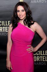 LESLI MARGHERITA at 2018 Lucille Lortel Awards in New York 05/06/2018