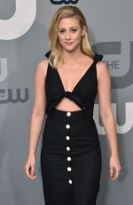 LILI REINHART at CW Network Upfront Presentation in New York 05/17/2018