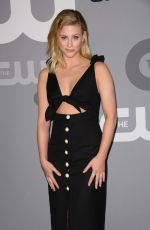 LILI REINHART at CW Network Upfront Presentation in New York 05/17/2018