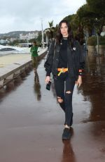 LILIANA NOVA Out on Croisette in Cannes 05/13/2018