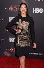 LILLY SINGH at Fahrenheit 451 Premiere in New York 05/08/2018