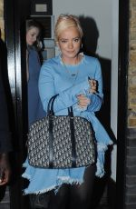 LILY ALLEN Night Out in London 05/05/2018