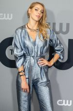 LILY COWLES at CW Network Upfront Presentation in New York 05/17/2018