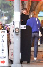 LILY-ROSE DEPP at Figaro Bistrot in Los Angeles 05/29/2018