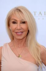 LINDA THOMPSON at George Lopez Golf Classic Pre-party in Brentwood 05/06/2018