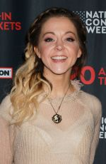 LINDSEY STIRLING at Live Nation Launches National Concert Week in New York 04/30/2018