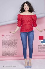 LISA EDELSTEIN in Redbook Magazine, June 2018