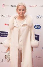 LISA MAXWELL at Fragrance Foundation Awards in London 05/17/2018