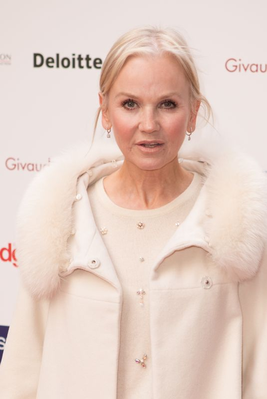 LISA MAXWELL at Fragrance Foundation Awards in London 05/17/2018