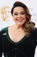 LISA RILEY at Bafta TV Awards in London 05/13/2018