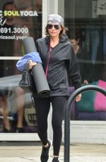 LISA RINNA Leaves Yoga Class in Los Angeles 05/30/2018