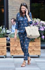 LISA SNOWDON Out Shopping in London 05/22/2018