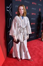 LIV HEWSON at Netflix FYSee Kick-off Event in Los Angeles 05/06/2018