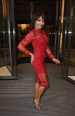 LIZZIE CUNDY at White Management Party in London 04/30/2018