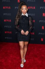 LOGAN BROWNING at Netflix FYSee Kick-off Event in Los Angeles 05/06/2018