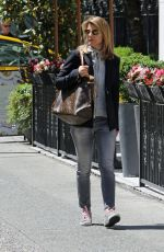 LORI LOUGHLIN Out and About in Vancouver 05/27/2018