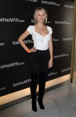 LOTTIE MOSS at Boohoo Man by Dele Event in London 05/10/2018