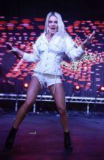LOUISA JOHNSON Performs at Birmingham Pride 05/26/2018