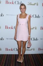 LOUISA WARWICK at Book Club Screening in New York 05/15/2018
