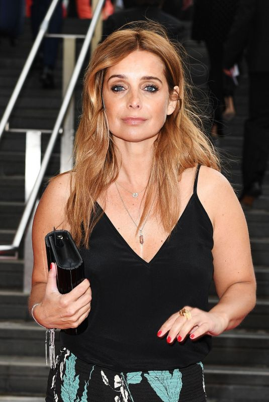 LOUISE REDKNAPP at Bafta TV Awards in London 05/13/2018
