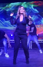 LOUISE REDKNAPP Performing at Birmingham Pride 05/26/2018