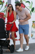 LOUISE ROE and Mackenzie Hunkin Out in West Hollywood 05/10/2018