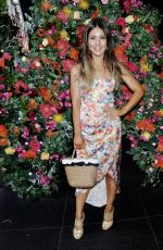 LOUISE THOMPSON at Spectrum x Disney The Little Mermaid Launch in London 05/30/2018