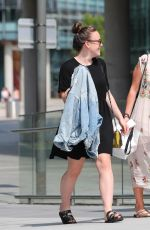 LUCY FALLON and ELLIE LEACH Out in Manchester 05/21/2018
