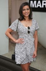 LUCY VERASAMY at Hello! Magazine x Dover Street Market 30th Anniversary Party in London 05/09/2018