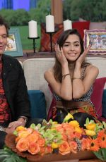 LUCY VIVES at Despierta America Show in Miami 05/30/2018