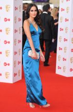 LUCY WATSON at Bafta TV Awards in London 05/13/2018