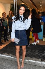 LUCY WATSON at Rubbish Cafe Launch Party in London 05/02/2018