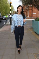 LUCY WATSON at Tell Your Friends Restaurant Launch in London 05/03/2018