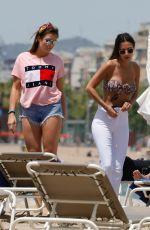 LUCY WATSON in Bikini at a Beach in Barcelona 05/25/2018