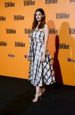 LUNA PICOLI TRUFFAUT at 10th Cond Nast Traveler Awards in Madrid 05/10/2018