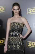 LYDIA HEARST at Solo: A Star Wars Story Premiere in Los Angeles 05/10/2018
