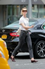 MACKENZIE DAVIS Out and About in New York 05/04/2018