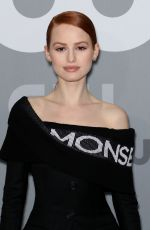 MADELAINE PETSCH at CW Network Upfront Presentation in New York 05/17/2018