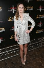MADELINE CARROL at 2018 Klove Fan Awards in Nashville 05/27/2018